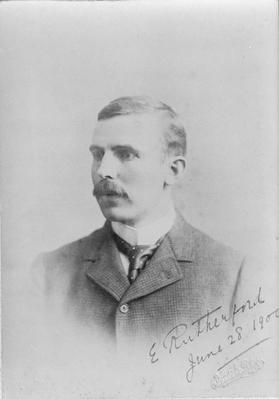 150 Years Since the Birth of Ernest Rutherford