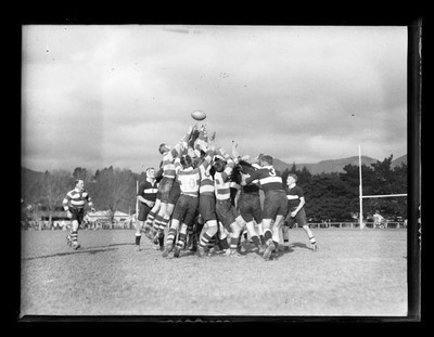 Rugby 150 Years in Nelson Tasman