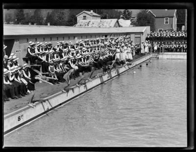 Nelson College for Girls, swimming sports