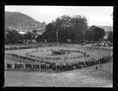 Scouts Rally, Botanical Reserve, Nelson