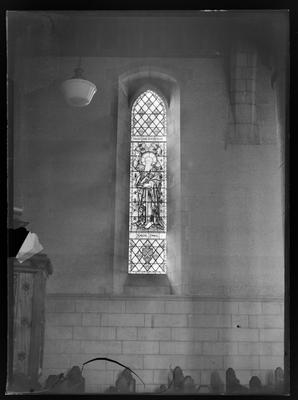 Nelson Cathedral, stained glass window