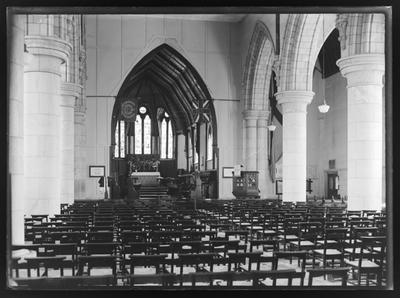 Nelson Cathedral interior
