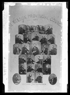 The Nelson Provincial Council 1863