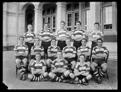 Nelson College 1st Fifteen 1922