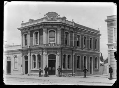 W.Rout & Son Building, Hardy Street
