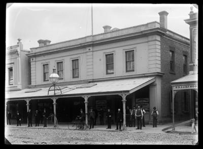 Building, Nelson