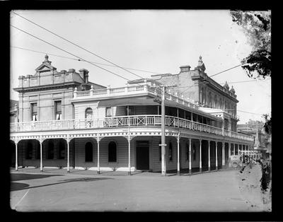 Commercial Hotel, Nelson