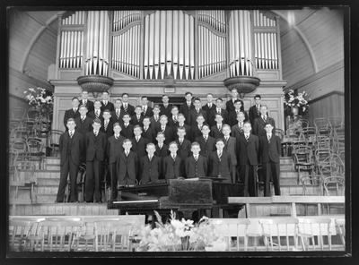 Cathedral College Choir