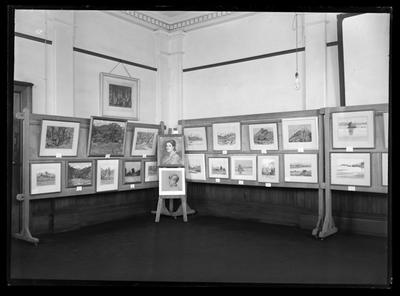 Naylor, Miss Marjorie, paintings, 1949