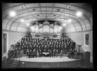 Nelson Orchestra, 1952