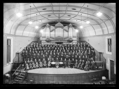 Nelson College Orchestra, 1947
