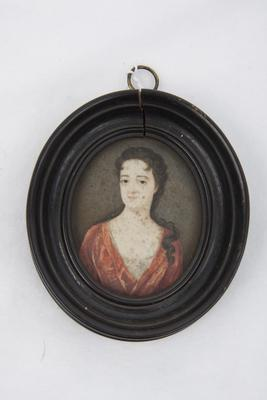 [Portrait of an unknown young woman]