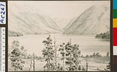 Lake Rotoiti from the North