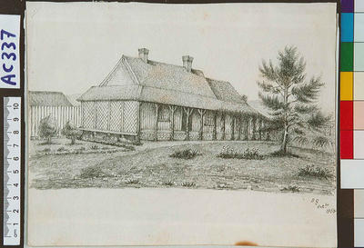 Bearcroft, the residence of Dr Munro