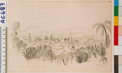 Auckland March 20th 1865