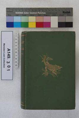 A naturalist in Madagascar : a record of observation experiences and impressions made during a period of over fifty years' intimate association with the natives and study of the animal and vegetable life of the island