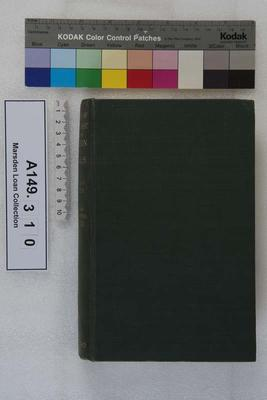 Notes of a botanist on the Amazon & Andes...Vol. 1; 1908; A149.310