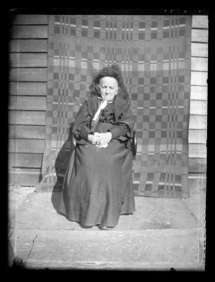 Caroline Bowden, Mother of Mary Strachan