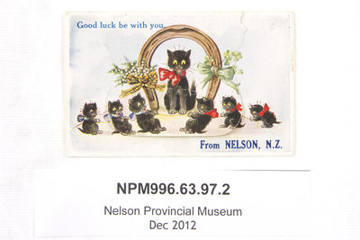 Good luck be with you from Nelson, NZ