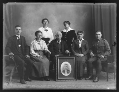 Unnamed family group