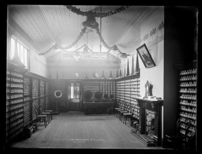 Balting's Phonograph Parlour. Nelson. N.Z.