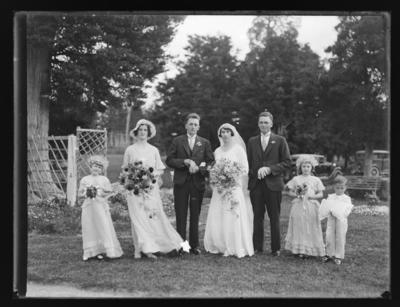 Unnamed wedding group