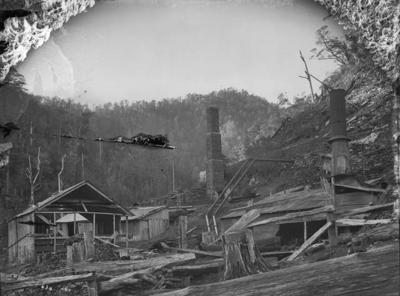 Copper Smelter, Aniseed Valley