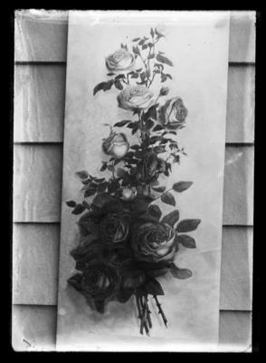 Painting, roses