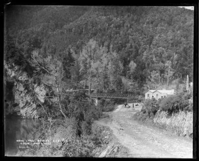 Near Lyell Buller River