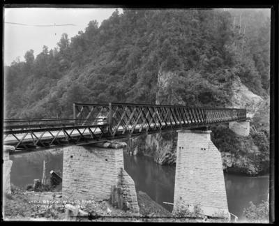 Lyell Bridge Buller River