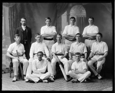 Nelson College Cricketers