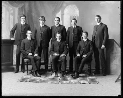 Nelson College prefects