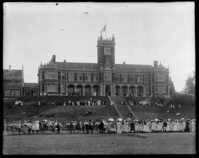 Nelson College Sports Day