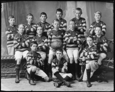 Nelson College Football Club, 3rd Class