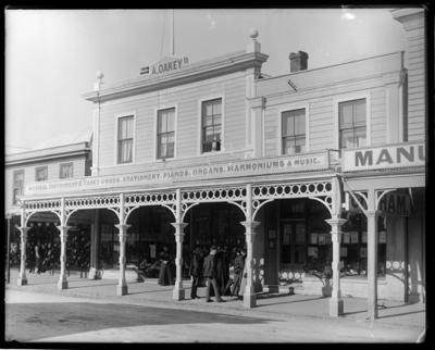 A. Oakey's Music Store, Bridge Street