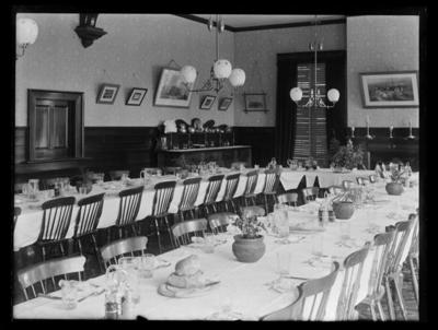 Nelson College Dining Room