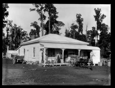 Grant's Store at Collingwood