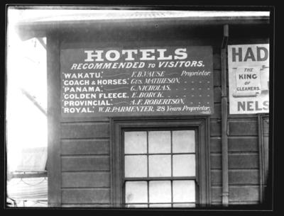Hotels Recommended to Visitors Advertisement