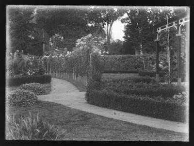 Garden, thought to be Ryversdale