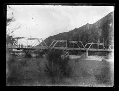 Matakitaki Bridge, old