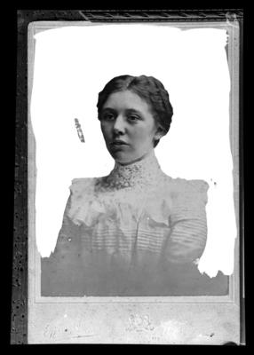 Lady Rutherford, nee Mary Newton