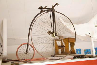 Bicycle, Penny Farthing