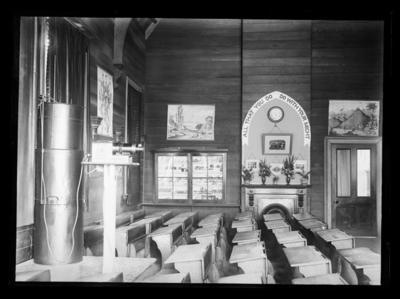 Classroom at Parnell
