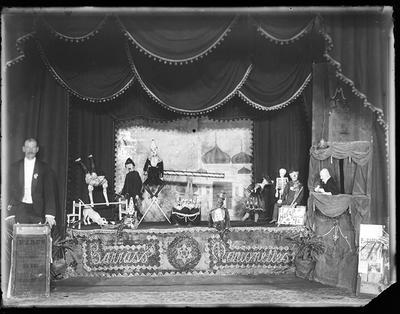 Barrass's marionettes