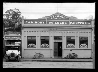 Nelson Shop Fronts