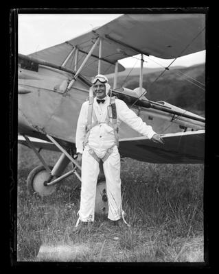 Cook Strait Airways, lge gp, 1935