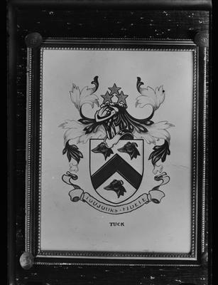 Tuck, Coat of Arms