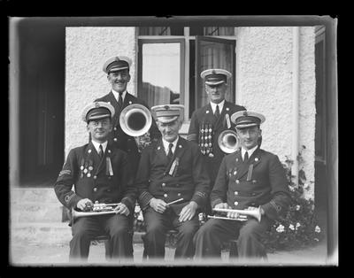 Nelson Band Contest, 1937