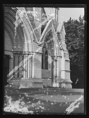 Christ Church Cathedral, main door
