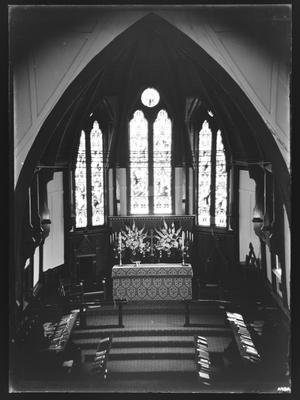 Christ Church Cathedral, altar